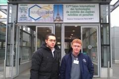 PARASITEC  PARIS  FRANCE  2012