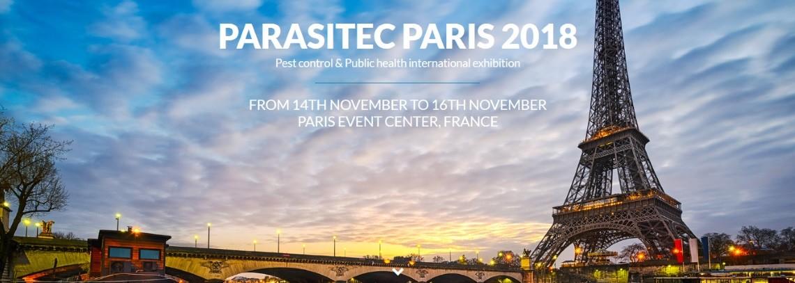 PARASITEC 2018 – PARIGI